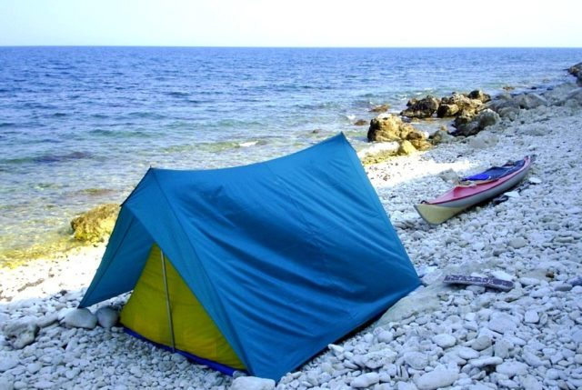 Селигер с палатками: где остановиться, отзывы