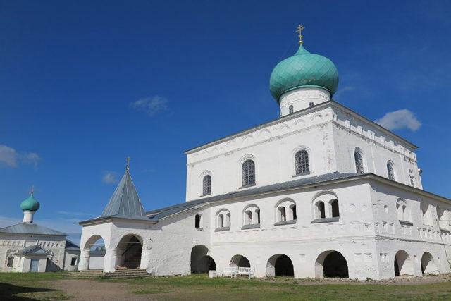 Александро-Свирский монастырь: где находится, как добраться