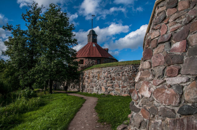 Крепость Корела в Приозерске