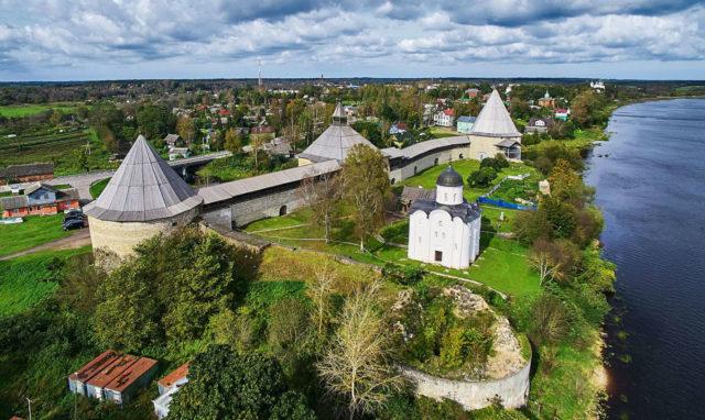 Староладожская крепость в Ладоге: фото, музей, история
