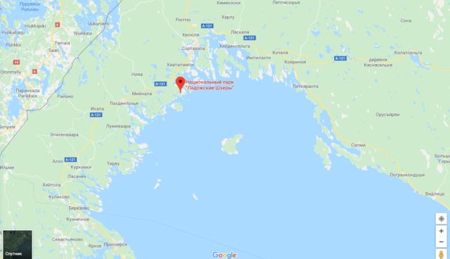 Ладожские шхеры из СПб: как добраться самостоятельно, экскурсии