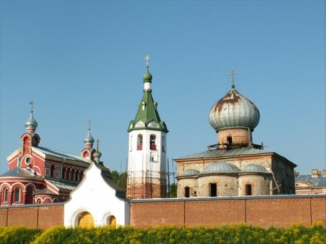 Староладожский Никольский монастырь