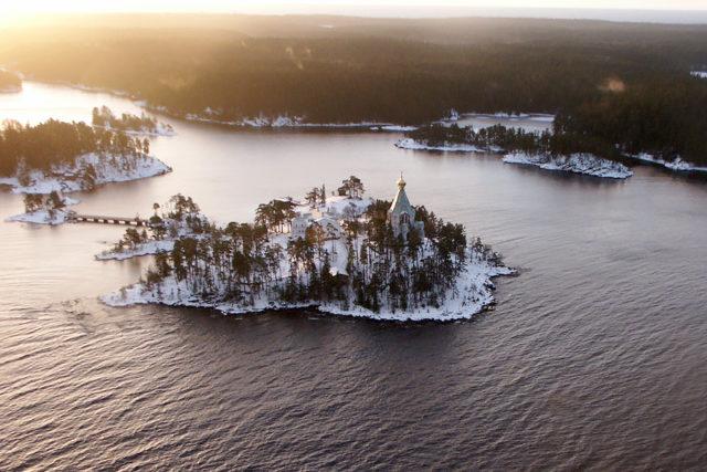Остров Валаам: где находится, как доехать самостоятельно