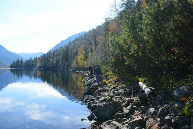 Соболиное озеро: маршрут похода, как добраться
