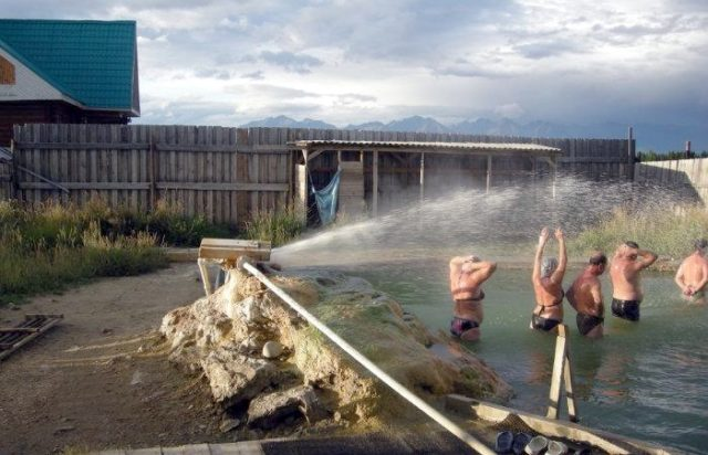 Горячие источники Жемчуг (Аршан): как добраться до курорта, отдых