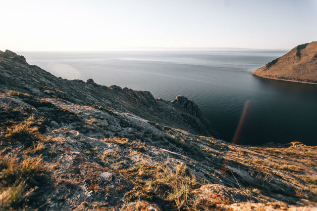 Бухта Ая на Байкале: где находится, фото