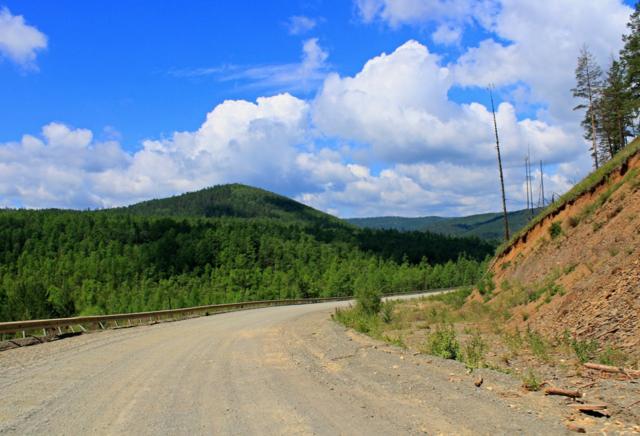 Поход по Большой Байкальской тропе